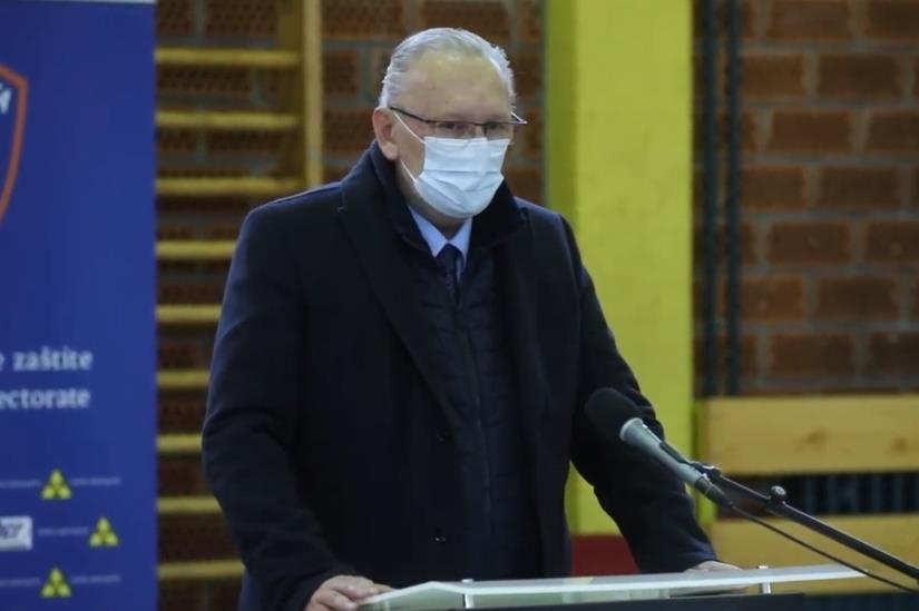 Božinović najavio: Nepoštivanje novih mjera bit će kažnjavano